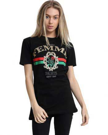 Femme Paris T-shirt