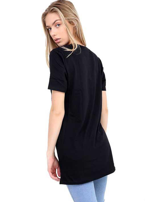 Rebellious T-shirt sort
