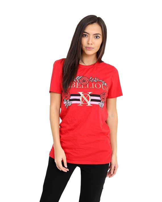 Rebellious T-Shirt red