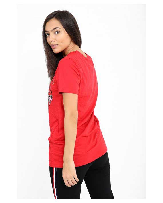 Rebellious T-Shirt red 2