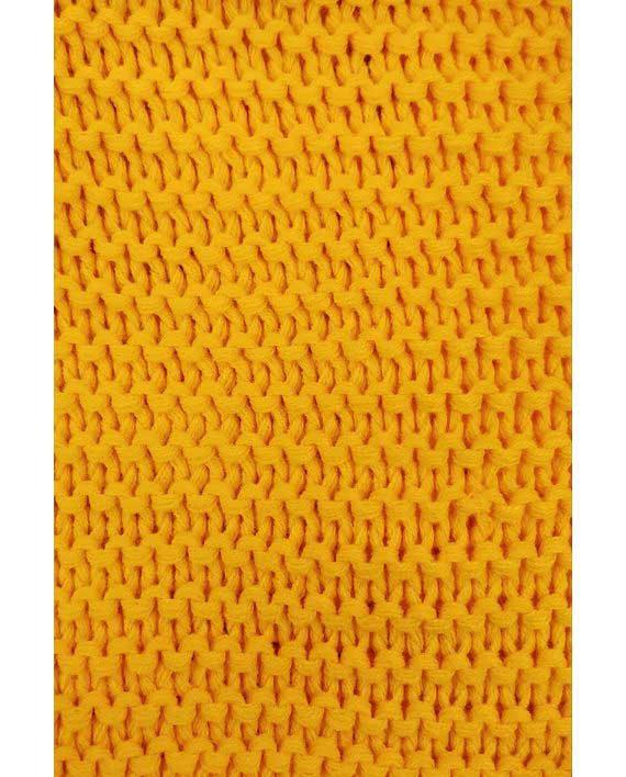 Oversized strikket genser
