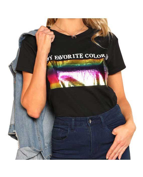 Metallic T-Shirt