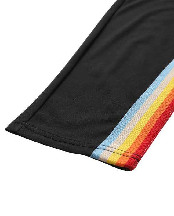 Rainbow Side Stripe Pants